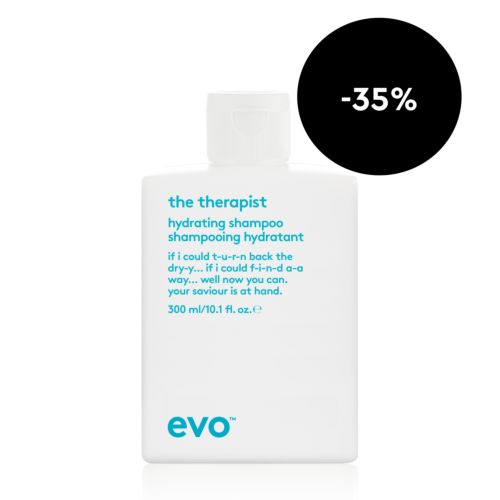 The Therapist Shampoo 300ml -35%